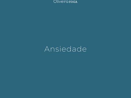 A Ansiedade