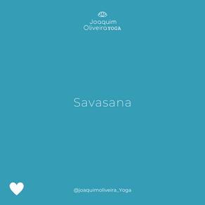 Savasana ou Posição do Cadáver