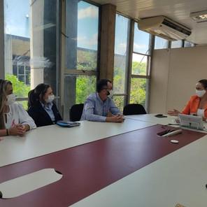 Oncobem e PPP Piauí discutem parcerias