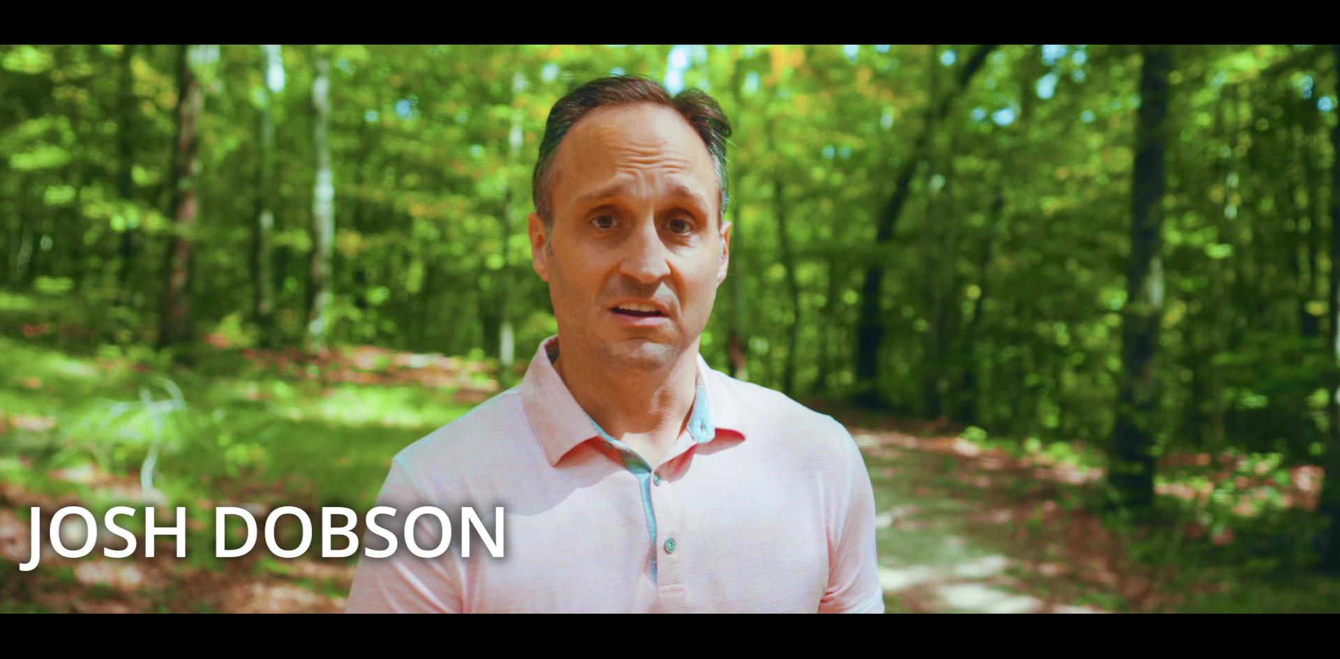 Josh Dobson: Walk in the Woods