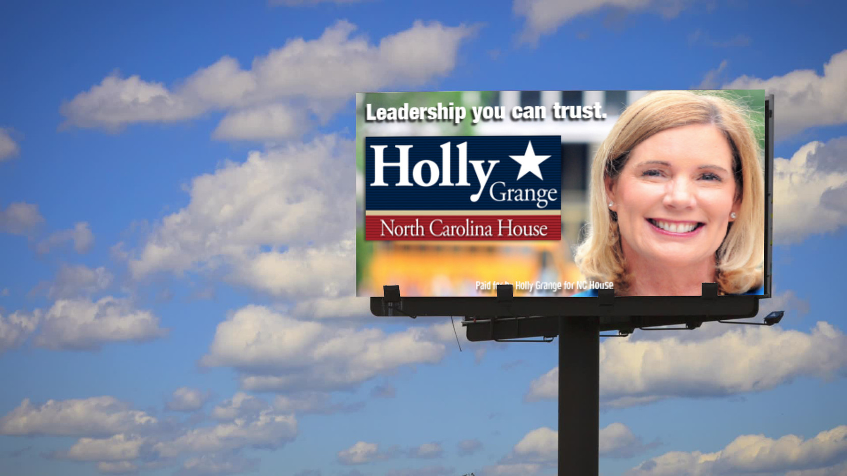 Holly Grange Billboard