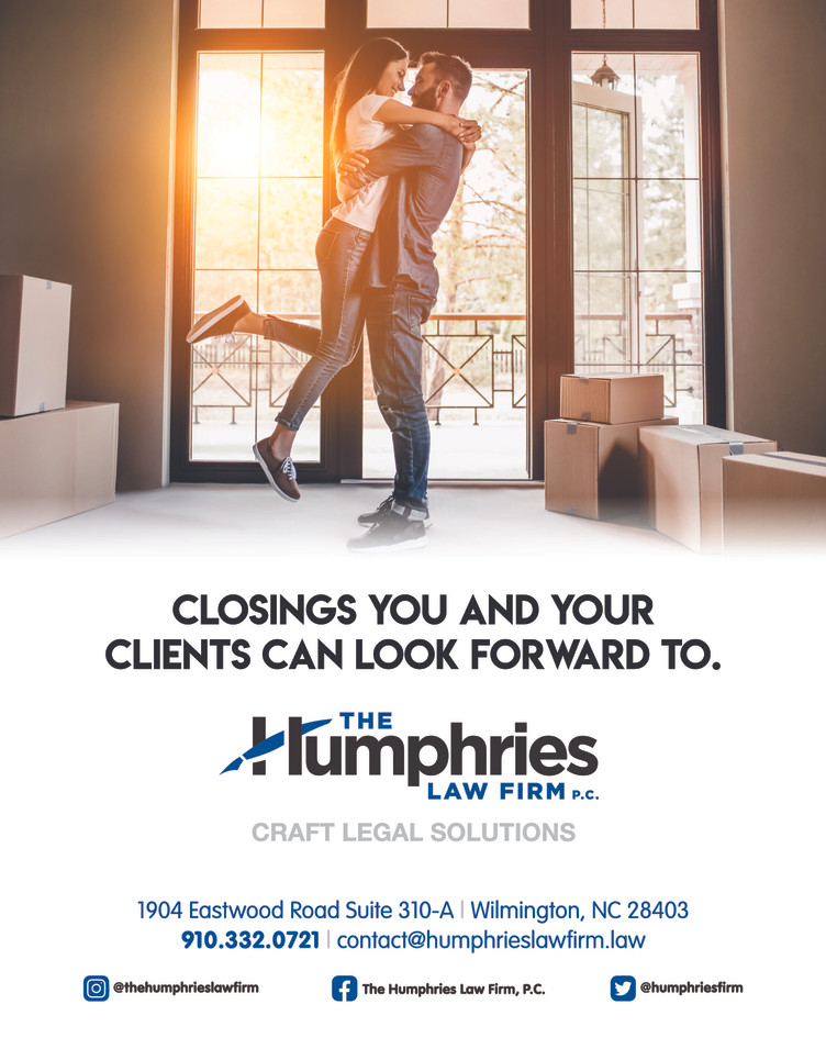 Humphries Magazine Ad