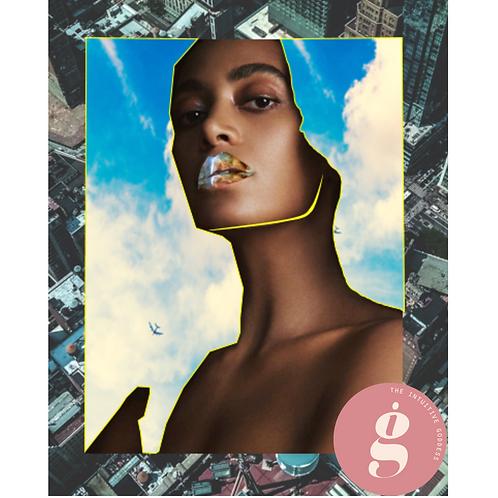 Air Goddess Print
