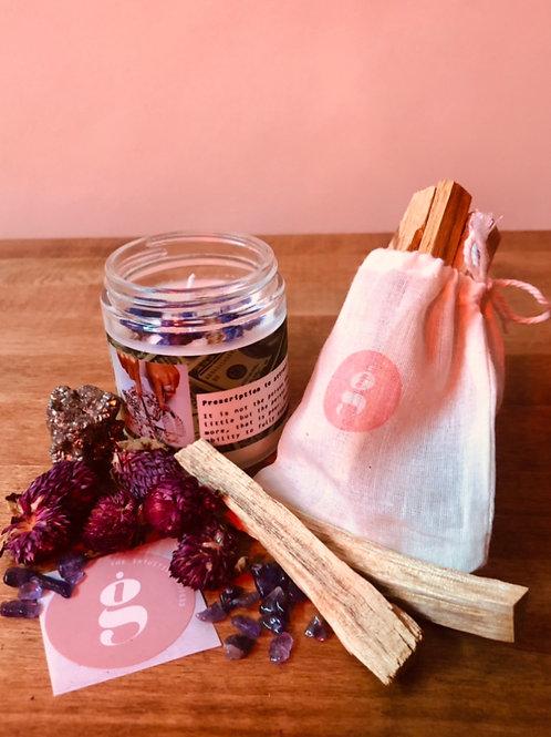 Abundance Ritual Candle Kit