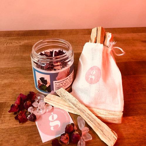 Love Candle Ritual Kit