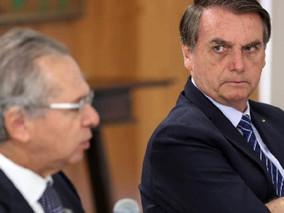 Paulo Guedes, pede demissão mas o chefe não aceita