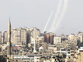 Muro das lamentações evacuado. Foguetes disparados de Gaza para Israel