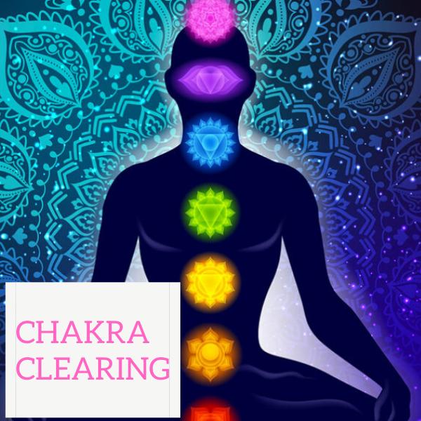Chakra Cleansing