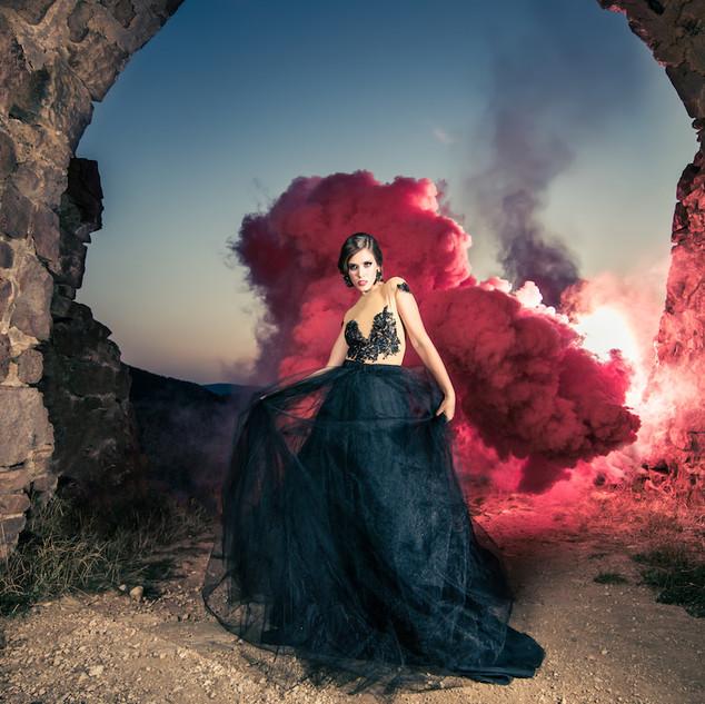 Black Bride Project 2