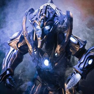 Protoss-3 StarCraft