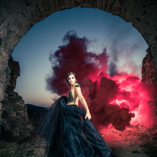 Black Bride Project 1