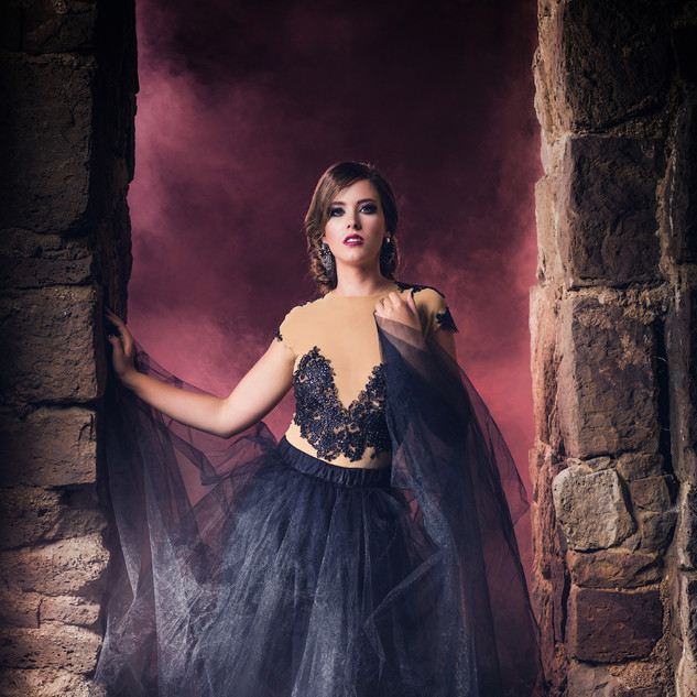 Black Bride Project 3