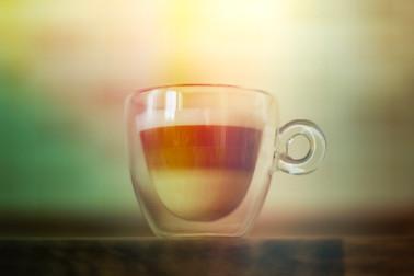 Ételfotózás - kávé