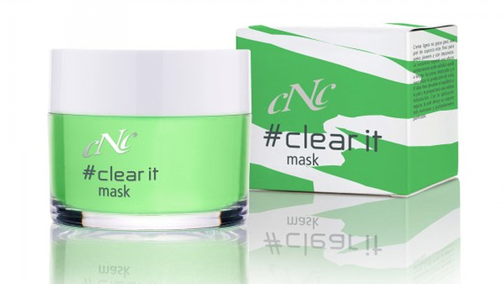 Clear it mask