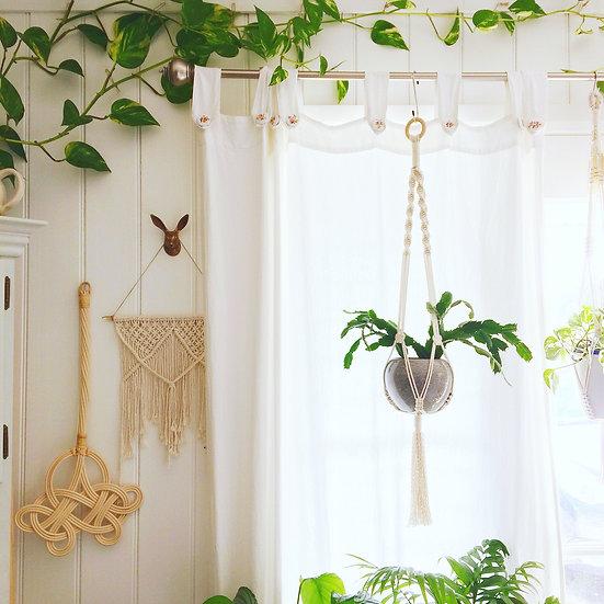 Luna Macrame Plant Hanger