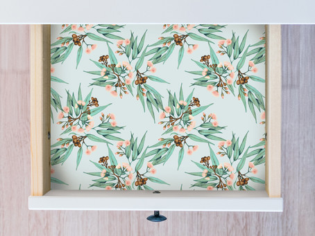 Wallpaper - it's not just for walls