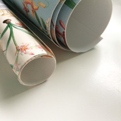 smooth vs woven wallpaper