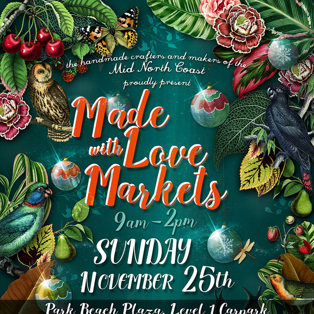 Made With Love Poster Nov 2018