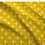 Thumbnail: Bees on Golden Yellow, Eco Friendly Printed Fabric by the Metre