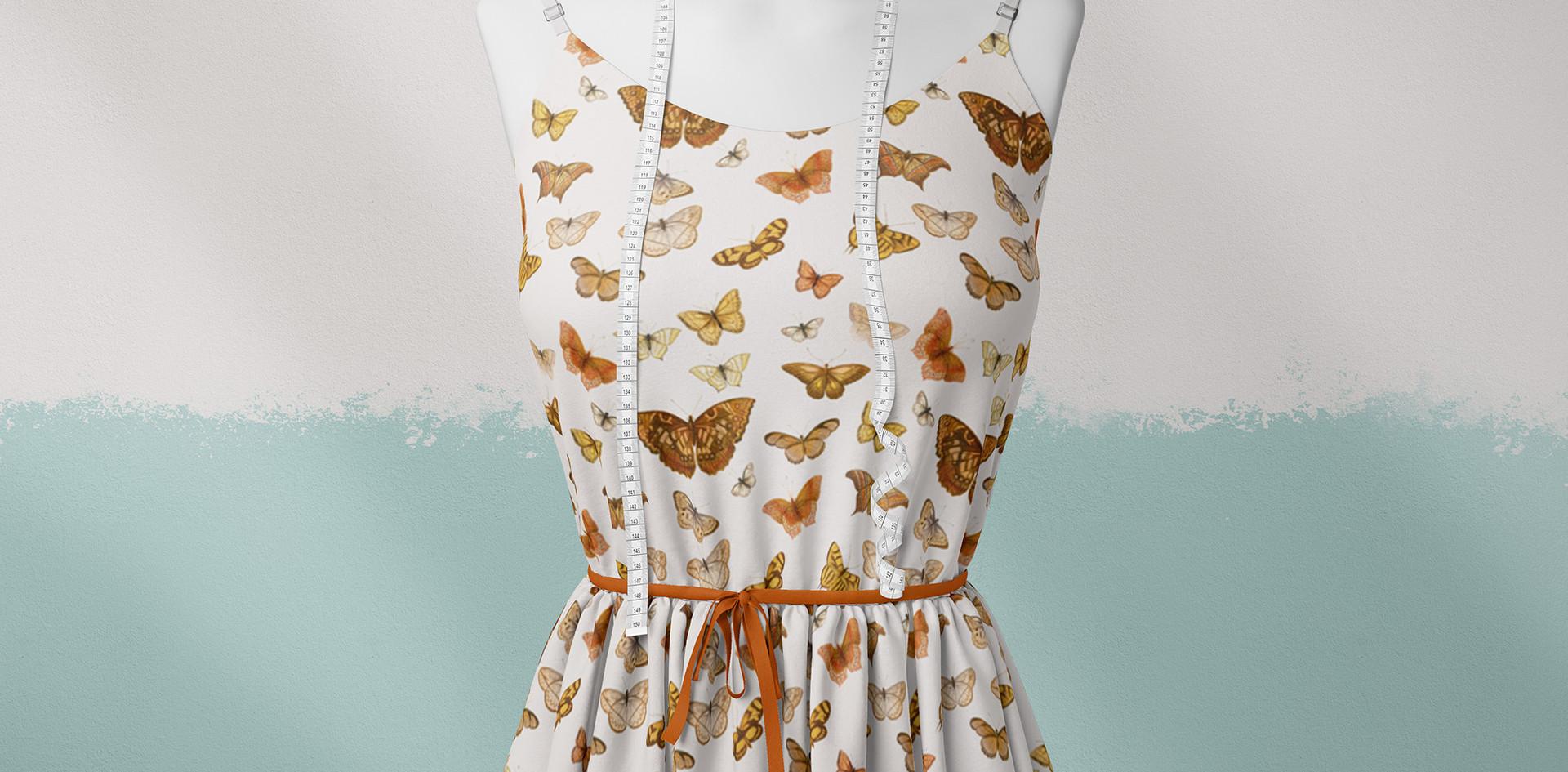 Dressmaking fabrics