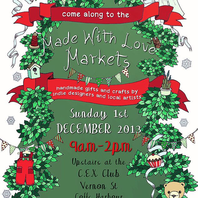 Made With Love Poster Dec 2013