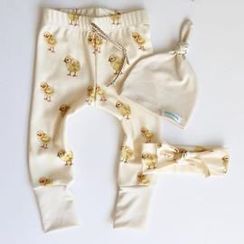 baby leggings & headband set