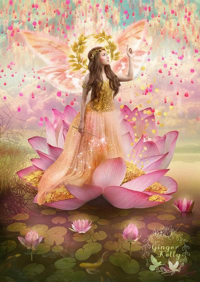 Abundance Fairy