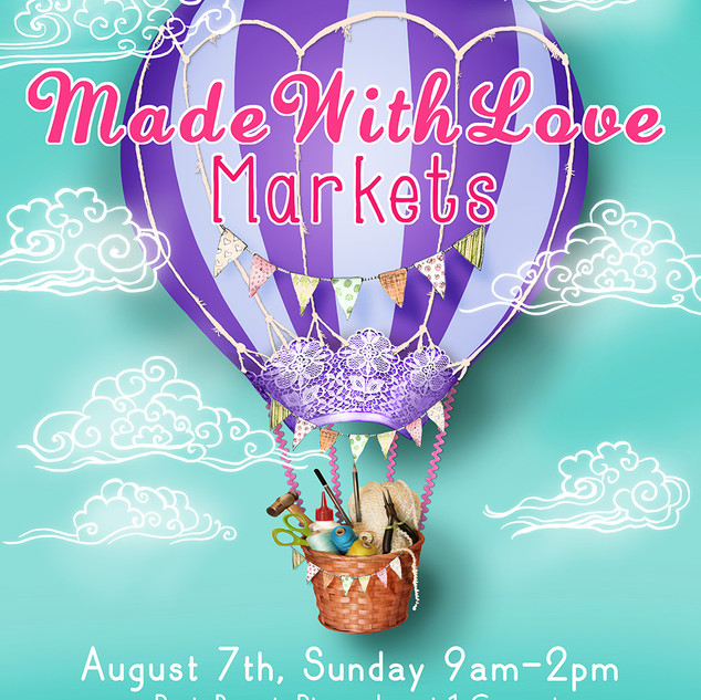 Made With Love Poster August 2016