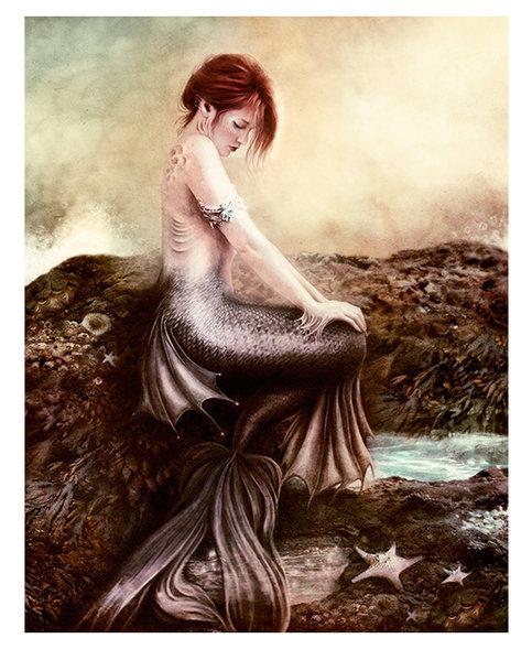 Sea Faerie