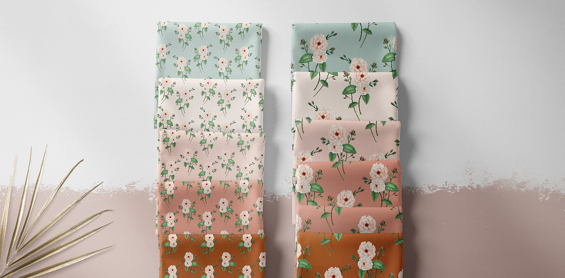 Shabby Roses Earthy Collection