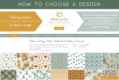 How to Choose Designs