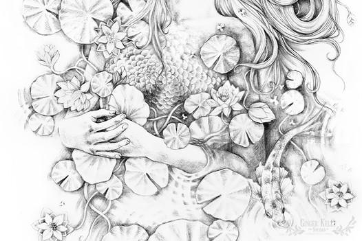 Sorrowstar, detail
