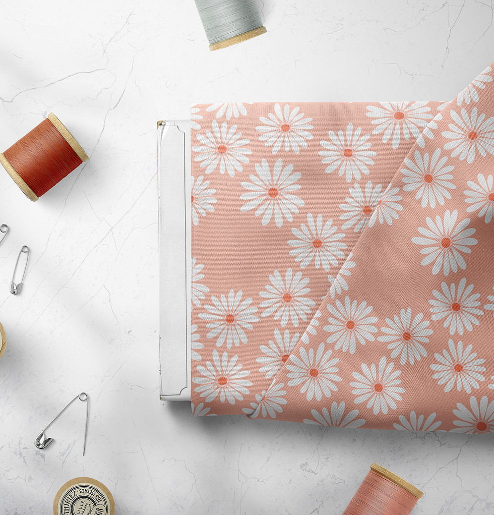 Little Daisy in Coral