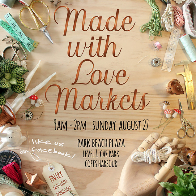 Made With Love Poster Aug 2017