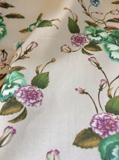 Cotton Lawn, Printed in Australia. Choose Any Print