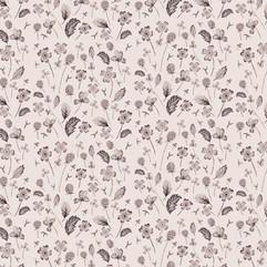 Wildflowers Sepia