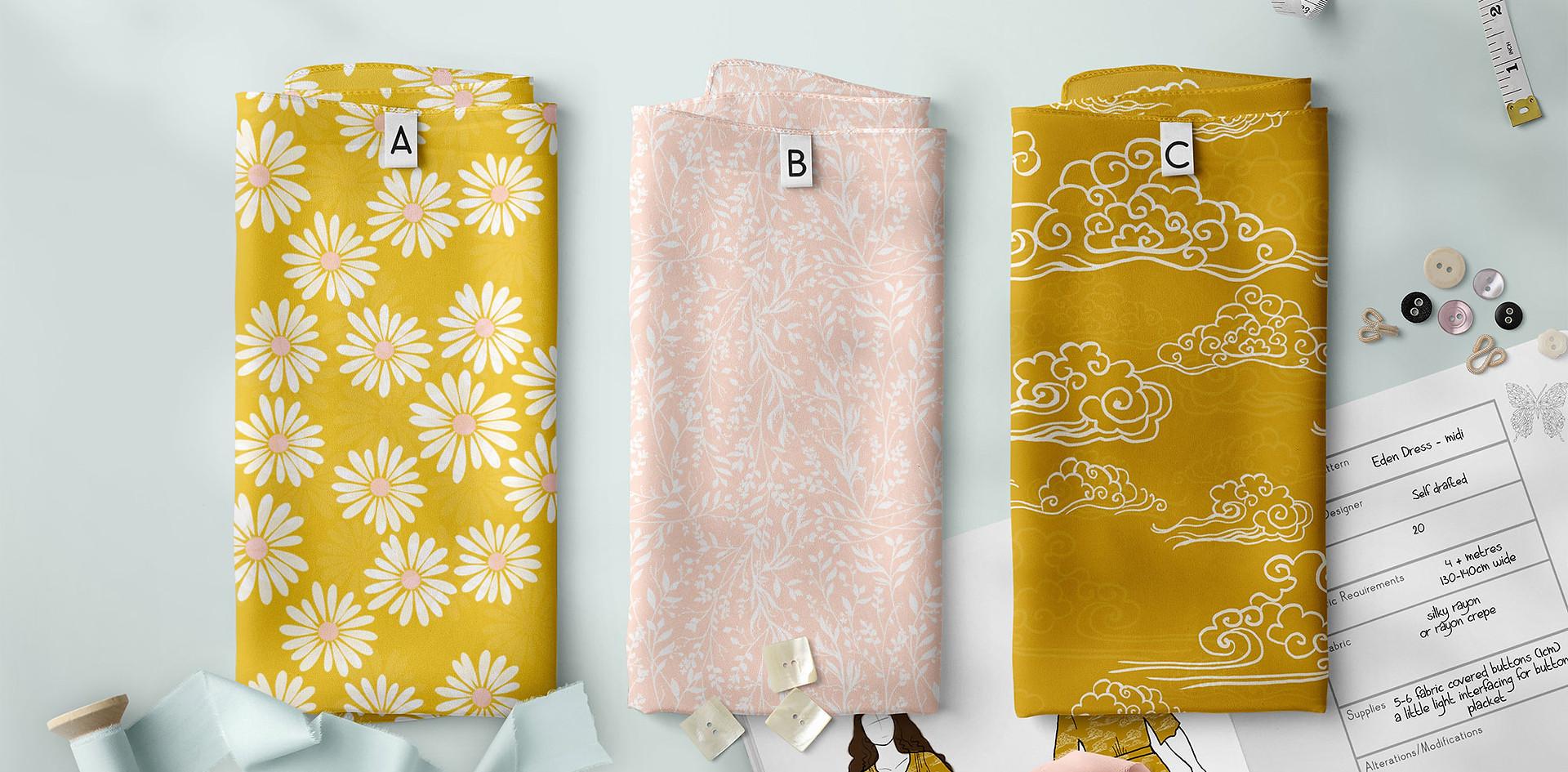 Lightweight fabrics