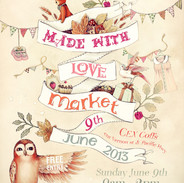Made With Love Poster June 2013