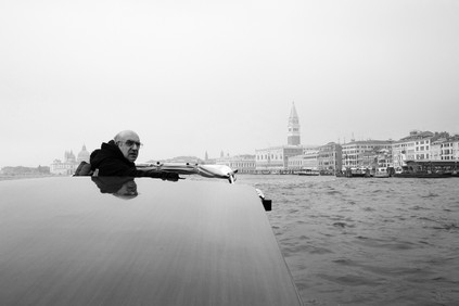 Water Taxi Portrait