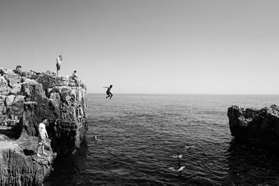 Jump, Samir!