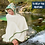 Thumbnail: Magic In the Mountains: Big Kids Hooded Towel For Ages 7 to 12