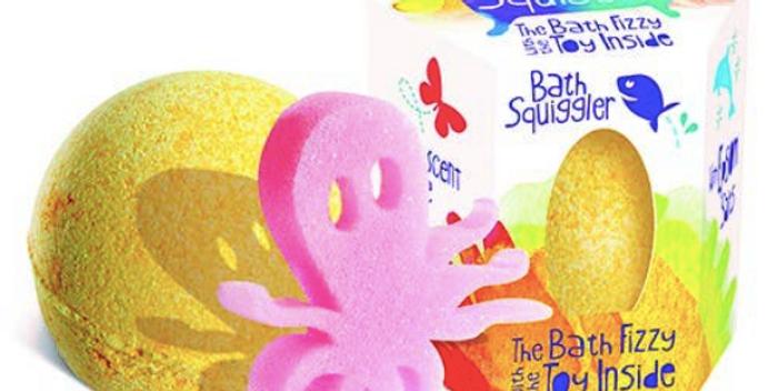 Bath Squiggler Singles