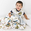 Thumbnail: Wyoming Collection Muslin Sleeper 6-12M