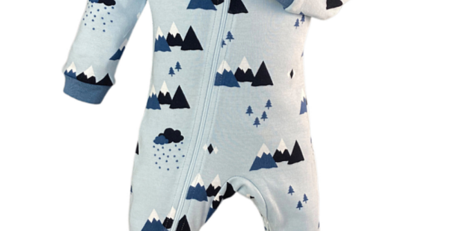 Little Adventurer - Babysuit - Footed or Footless