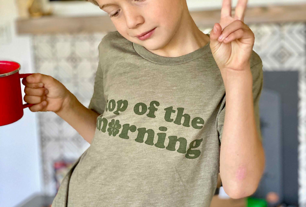 Top of the Morning T-Shirt