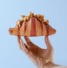 Nuts Croissant