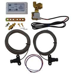 Gas detector kit