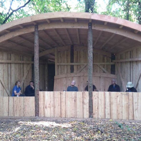 Swell Wood Hide, Somerset