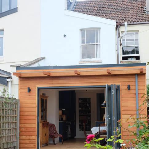 Almorah Extension, Bristol