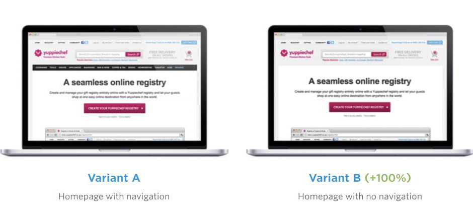 Don't Make the User Think: 8 Landing Page Design Tips